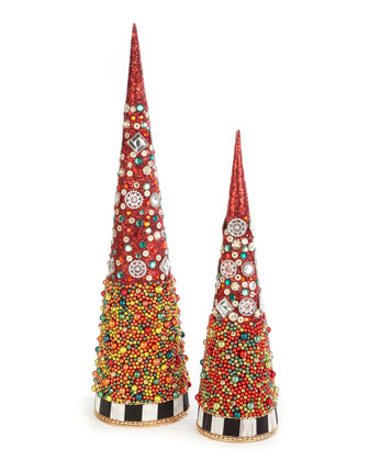Park Avenue Jeweled Tree Large and Matching Items