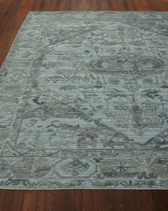 Emmett Hand Loomed Rug  4' x 6' and Matching Items