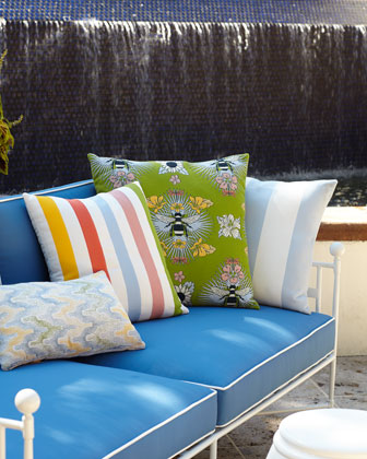 Cabana Cloud Indoor/Outdoor Pillow and Matching Items
