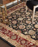 Castle Rock Hand-Tufted Rug, 10' x 14'