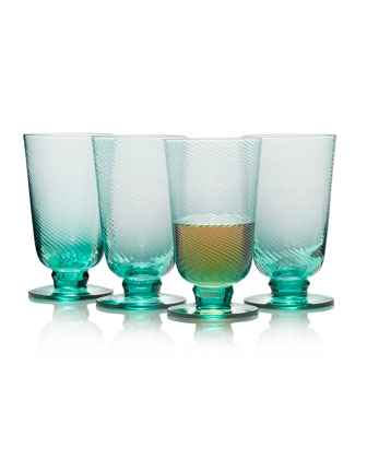 Avalon Goblets  Set of 4  and Matching Items