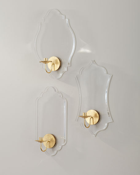 Nora Wall Candle Sconce
