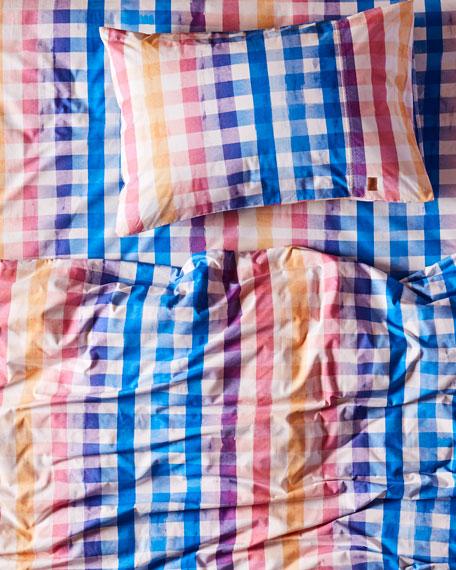 Kids' Across The Border Cotton Duvet  Cover - Twin