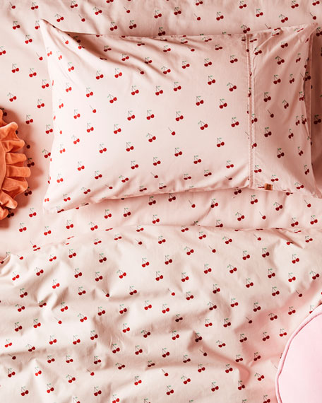 Kids' Mon Cherie Cotton Fitted Sheet - Twin