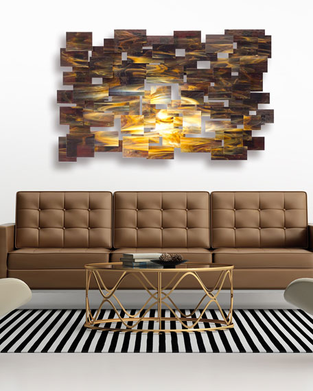 Cosmos Large Wall Sculpture
