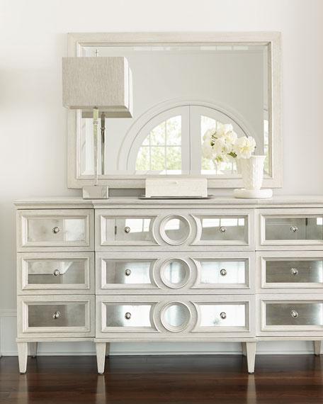 Allure Rectangle Mirror