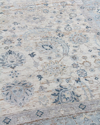 Bethany Hand-Knotted Rug  12' x 15'  and Matching Items