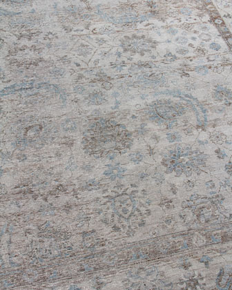 Brooksburg Hand-Knotted Rug  12' x 15'  and Matching Items