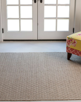 Chelan Hand-Woven Rug  35' x 5'  and Matching Items
