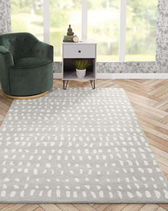 Winlock Hand-Tufted Runner  2'3 x 8' and Matching Items