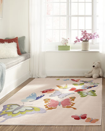 Gemma Hand-Tufted Rug  4' x 6'  and Matching Items