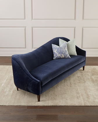 Arceneaux High Left Curve Sofa  92