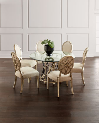 Pirouette Dining Table  and Matching Items