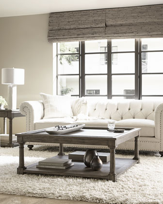 Canyon Ridge Square Coffee Table and Matching Items