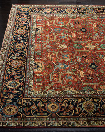 Richmond Hand-Knotted Rug  10' x 14'  and Matching Items