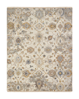 Belden Soumak Weave Knotted Rug  10' x 14'  and Matching Items