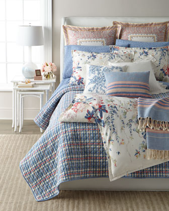 Estelle King Comforter  and Matching Items