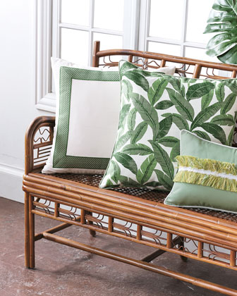Mangrove Boxed Floor Pillow  and Matching Items