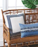 Blue Tape Pillow