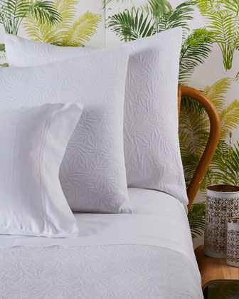 Rena King Coverlet and Matching Items