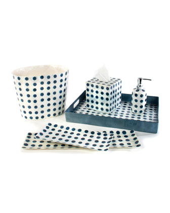 Royal Dot Small Tray  and Matching Items