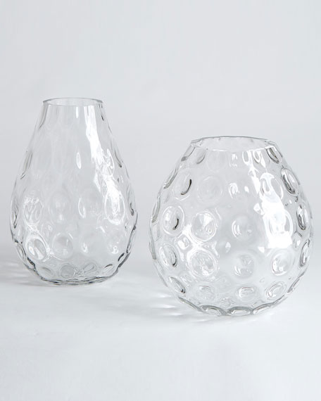 Dimple Vase - Tall