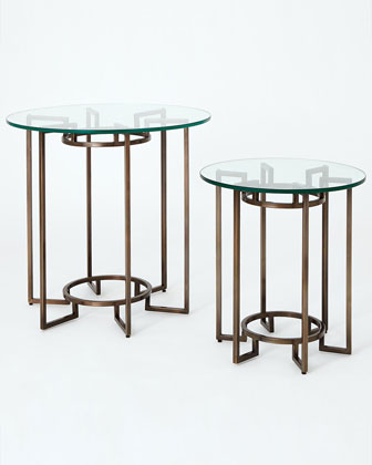 Open Leg Table Large and Matching Items