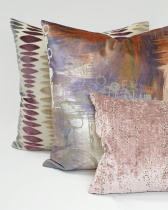 Stonewash Blush Decorative Pillow  and Matching Items