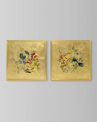 Luster Bloom Array I Giclee Art  and Matching Items