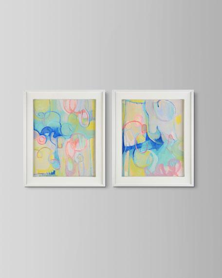 """""""Lasso II"""" Art Print"""
