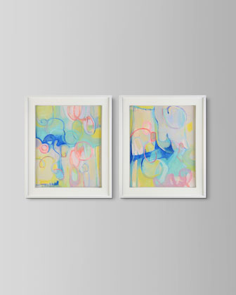 Lasso II Art Print  and Matching Items
