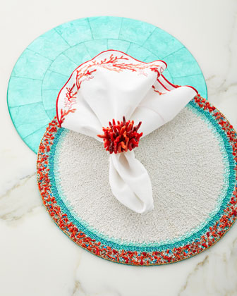 Reef Napkin and Matching Items