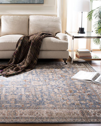 Sidney Power-Loomed Rug  4' x 6'
