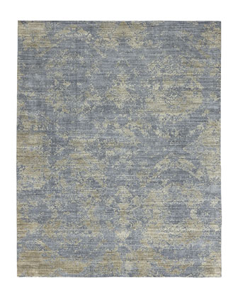 Maximillian Hand-Loomed Rug  8' x 10'  and Matching Items