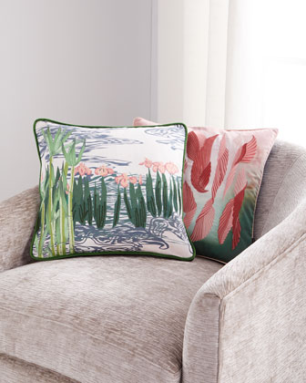 Bourgeon Pillow