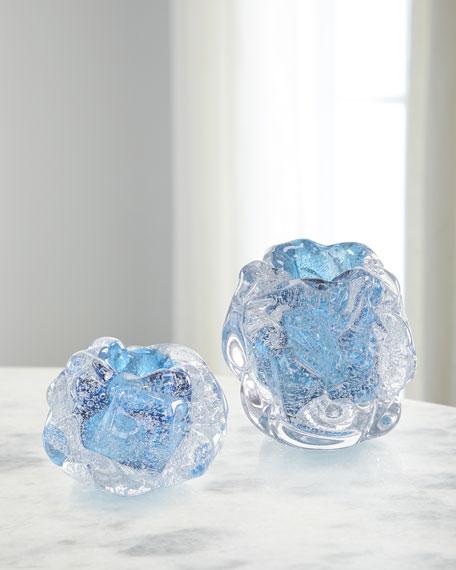 Glass Nugget Sculpture I