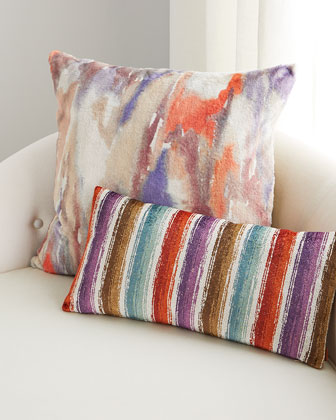 Yokkaichi Pillow  12 x 24  and Matching Items