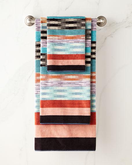Ywan Beach Towel