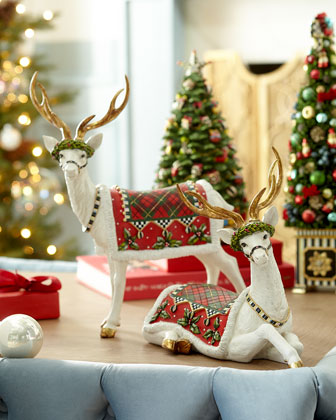 Aberdeen Standing Reindeer