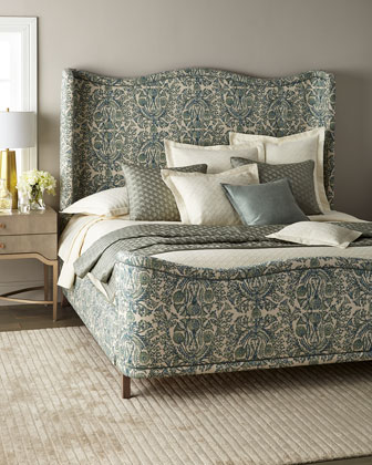Laurel King Bed and Matching Items