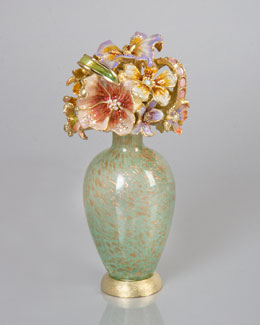 Bouquet Perfume Bottle