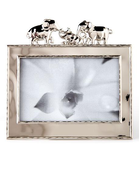 "Elephant 4"" x 6"" Frame"