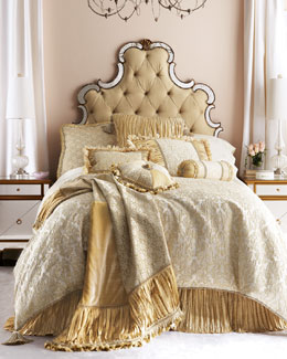 "Dian Austin Couture Home ""Champs Elysees"" Bed Linens"