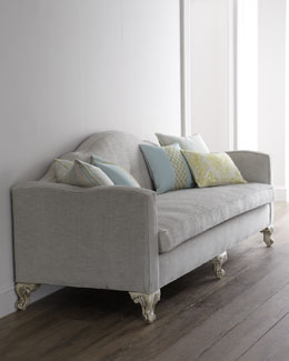 "Key City Furniture ""Lovelady"" Sofa"