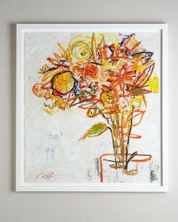 "RFA Fine Art ""Flowers"" Giclee"