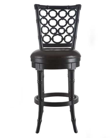 "Cherry ""Hopkins"" Counter Stool"