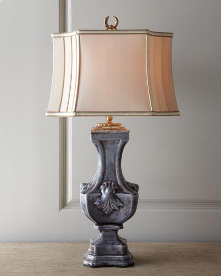"""""""Fleur-De-Lis"""" Lamp"""