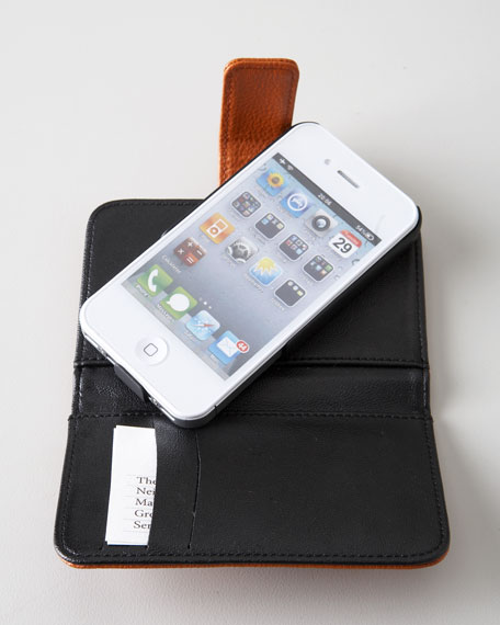 Rotating iPhone 4/4s Wallet
