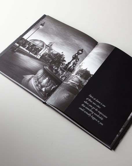 """The Light of Paris"" Book"