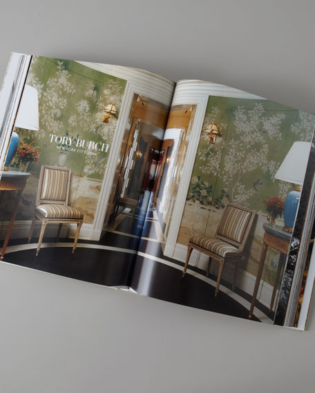 """Vogue Living Houses Gardens People"" Book"
